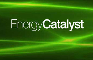 Energy Catalyst round 4 funding competition is now open