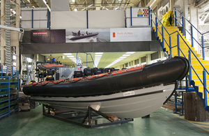 The first Pacific 24 comes off the production line.