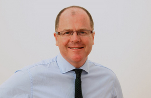 An image of George Freeman MP, who will be giving a keynote speech at the event
