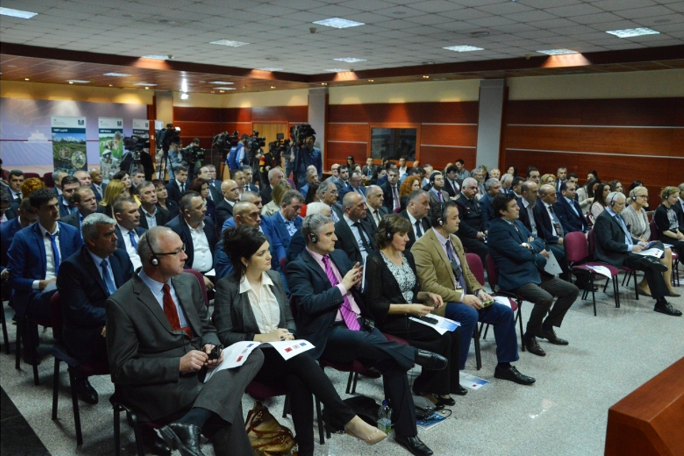 UK-Albania twinning project to support the penitentiary system