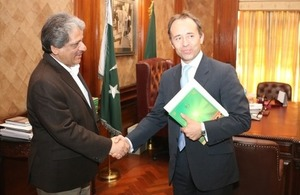 British High Commissioner highlights Karachi's potential