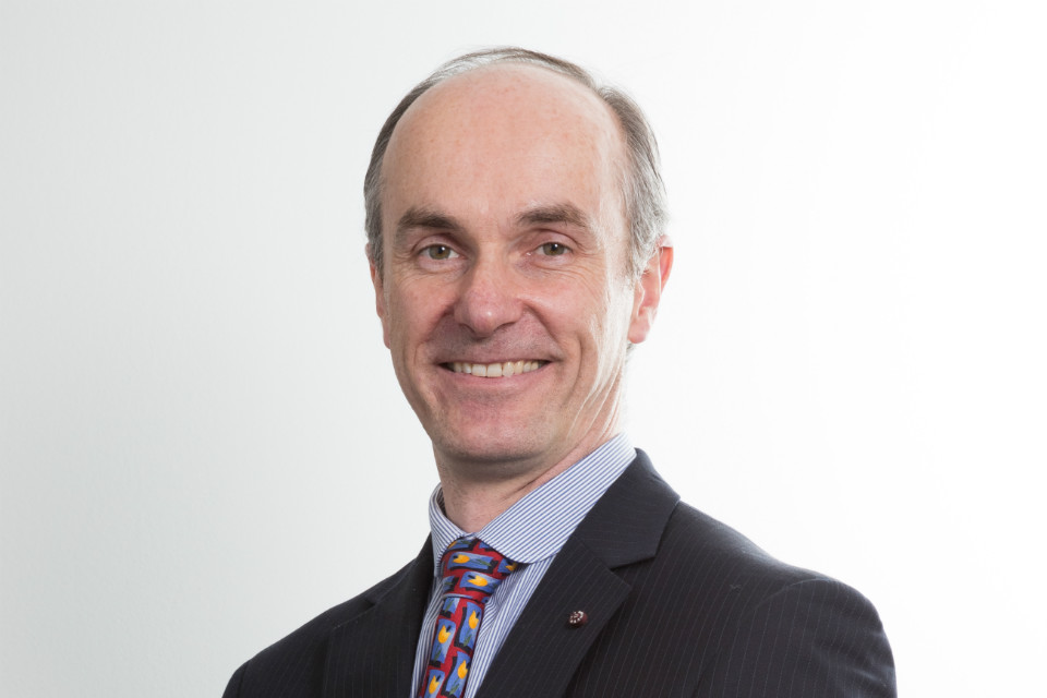Sir David MacKay