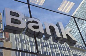 Bank image.