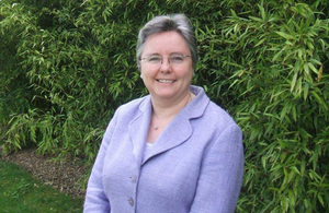 Joanne Adamson, HMA to Mali and Niger
