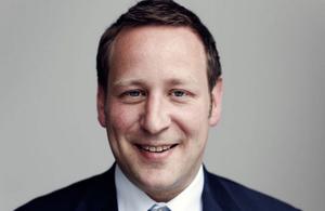 Digital Economy Minister Ed Vaizey