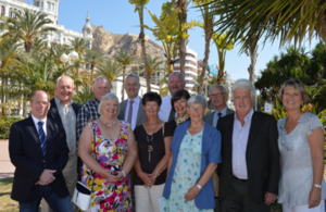 British Ambassador Simon Manley launches 'Our Local Ambassadors'