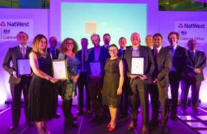 Social Investment Award winners