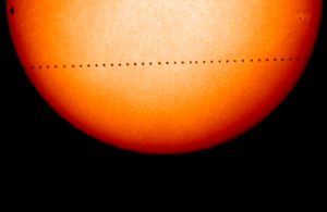 8 November 2006 transit of Mercury