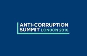 Anti-Corruption Summit logo
