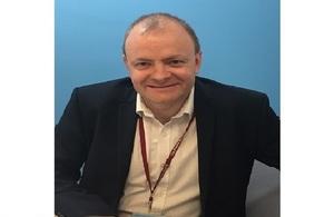 Martin Jones CEO