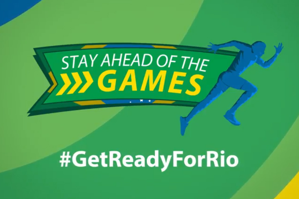 Thumbnail for #GetReadyForRio - Lonely Planet interviews FCO Travel on Twitter
