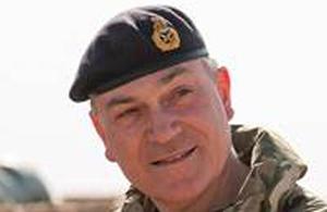 Lieutenant General Richard Nugee