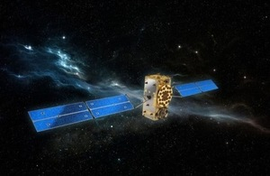 Artist's view of a Galileo Full Operational Capability satellite