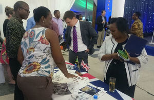 British High Commission, Dar stand exhibition in EU Day