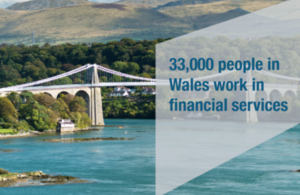 33,000 people in Wales work in financial services