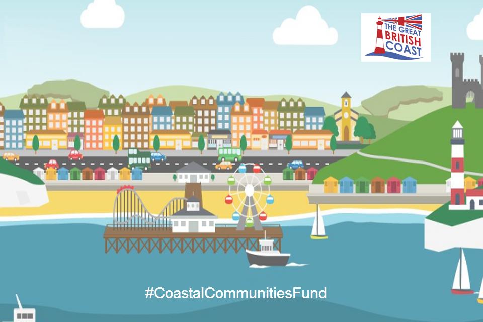 90 million boost for the Great British Coast - GOV UK
