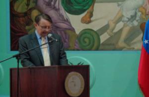 El Embajador John Saville destacó que el Grupo de Amistad Parlamentaria Venezuela - Reino Unido promoverá relaciones más estrechas entre ambos países.