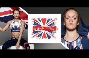 British House - British Athletes