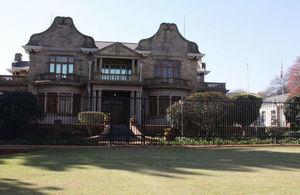 British High Commission Pretoria Building