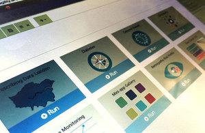 Aridhia's AnalytiXagility platform