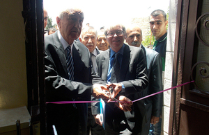 Clinic opening