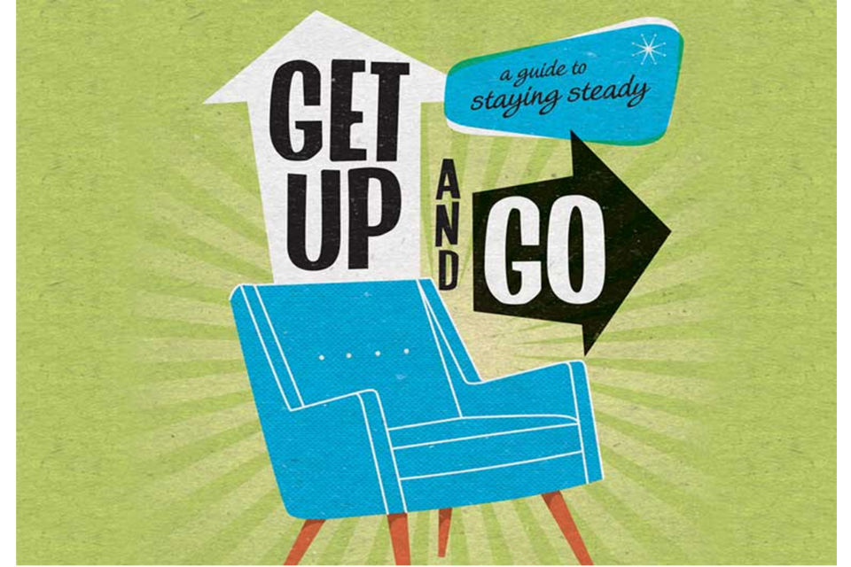 Get up and go campaign image