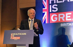 Sir Malcolm Grant, Chairman of the National Health Service (NHS) England