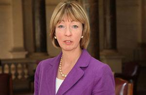 Alison Blake, British High Commissioner to Bangladesh