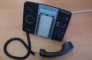 Alt telephone number