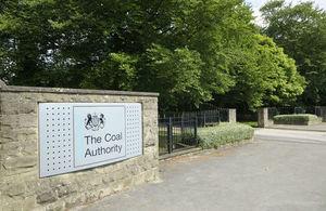 Coal Authority building
