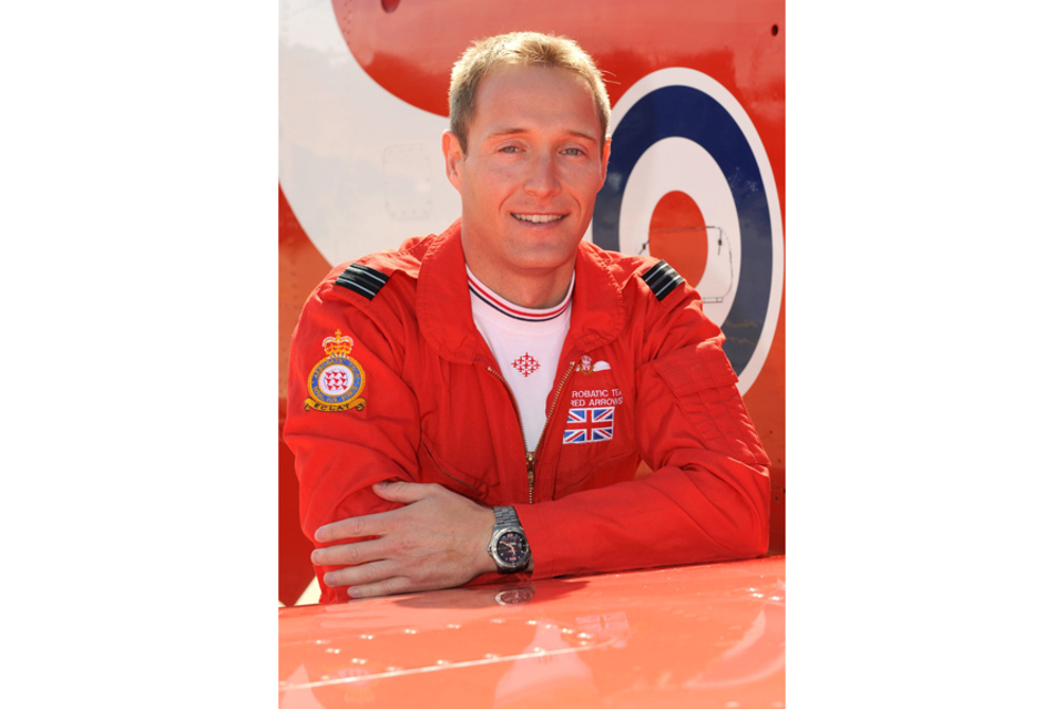 Flight Lieutenant Sean Cunningham (All rights reserved.)