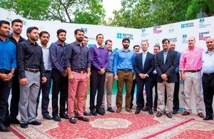 British High Commissioner hosts Iftar dinner for Pakistan Cricket Teams