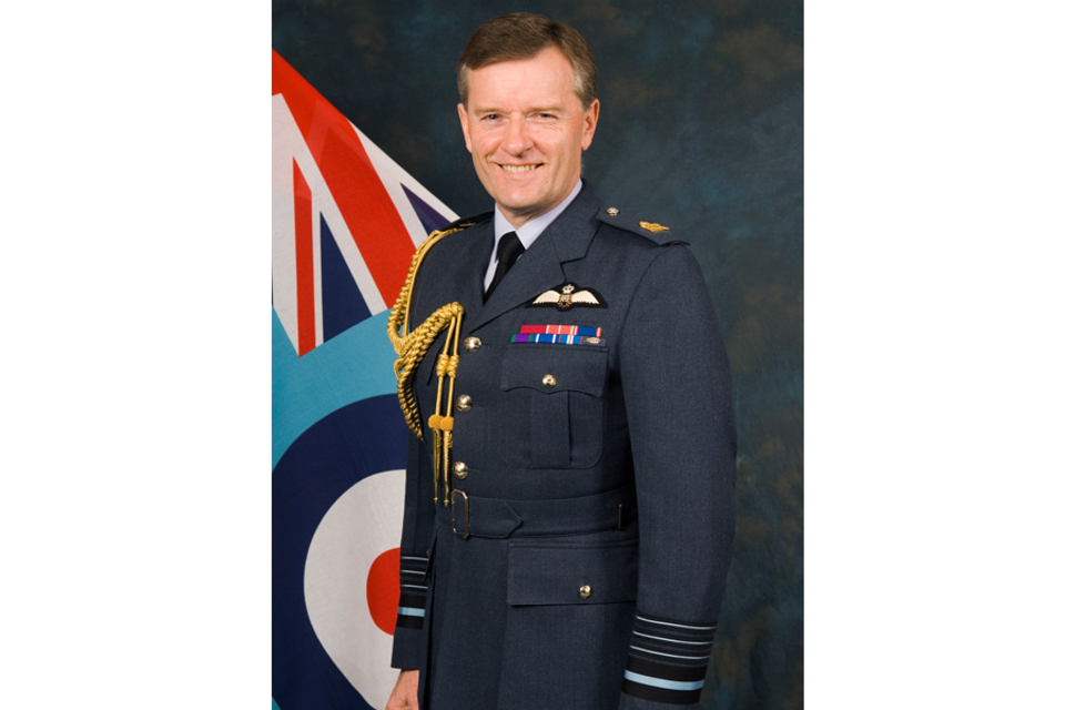 Air Chief Marshal Sir Christopher Moran (All rights reserved.)