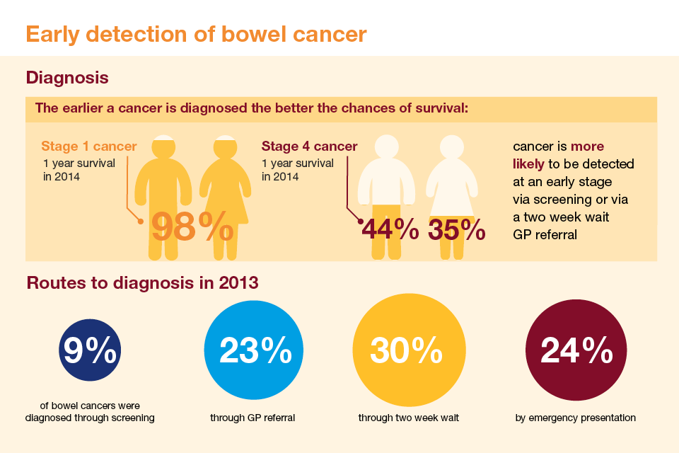Health Matters Improving The Prevention And Diagnosis Of Bowel Cancer Gov Uk