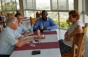 Vice Consul in Kasese, SW Uganda