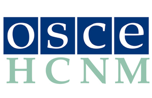 Logo of the OSCE High Commissioner on National Minorities