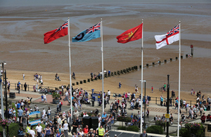 Armed Forces Day National Event Cleethorpes
