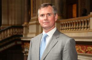 British Ambassador to Lebanon Hugo Shorter