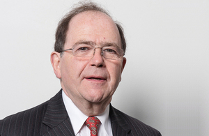 Arnold Wagner OBE, new Chair of the Pension Protection Fund