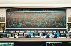 Inside the Operation Room at National Grid