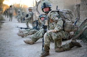 ban on women in ground close combat roles lifted gov uk