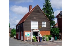 Chalfont St Giles community library