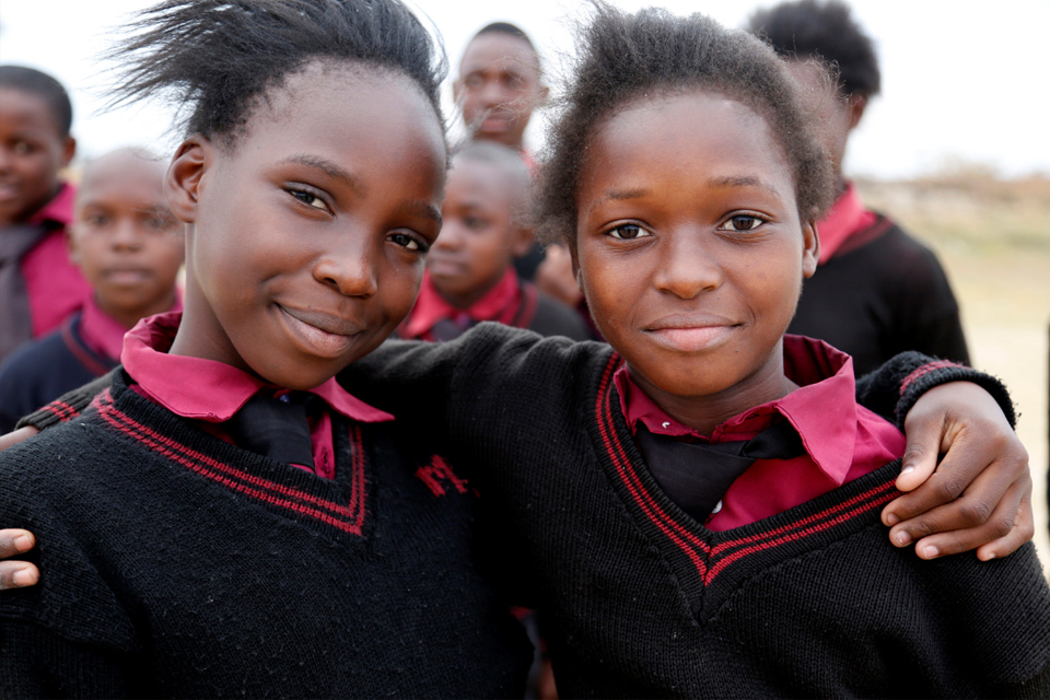 Britain To Help 175,000 Girls In Worlds Poorest Countries -9457