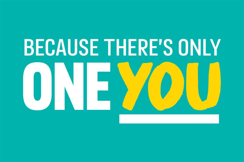 Public Health England One You campaign logo