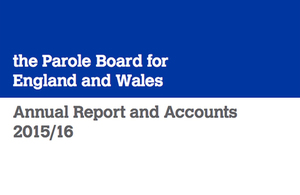 Parole Board annual report and accounts
