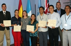 DfID Latin America Training