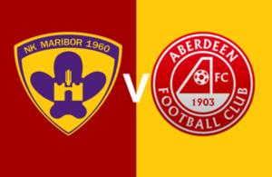 Maribor v Aberdeen