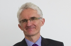Mark Lowcock - United Kingdom's Permanent Secretary in the Department for International Development