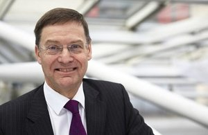 Professor Chris Husbands, Vice-Chancellor of Sheffield Hallam University