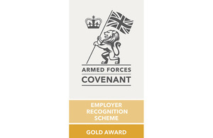 The 2016 Employer Recognition Scheme Gold Awards are announced today
